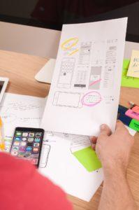 עיצוב מטריאל דיזיין לעיצוב ממשק משתמש המרגיש טבעי
